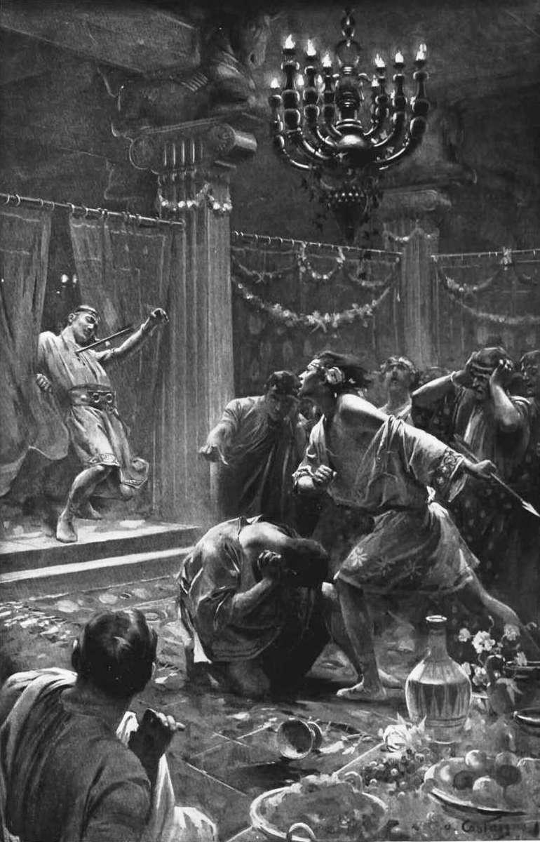 Alexander Kills Cleitus