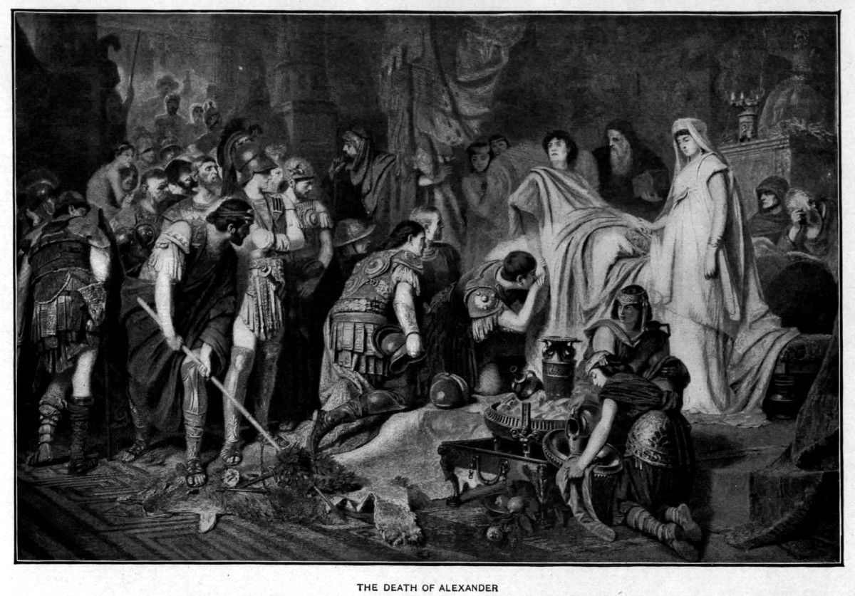 The Death of Alexander