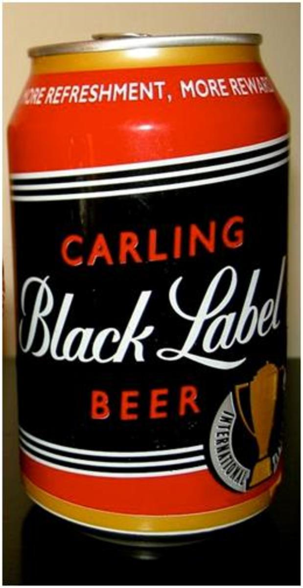 Hey, Mabel ... Black Label!