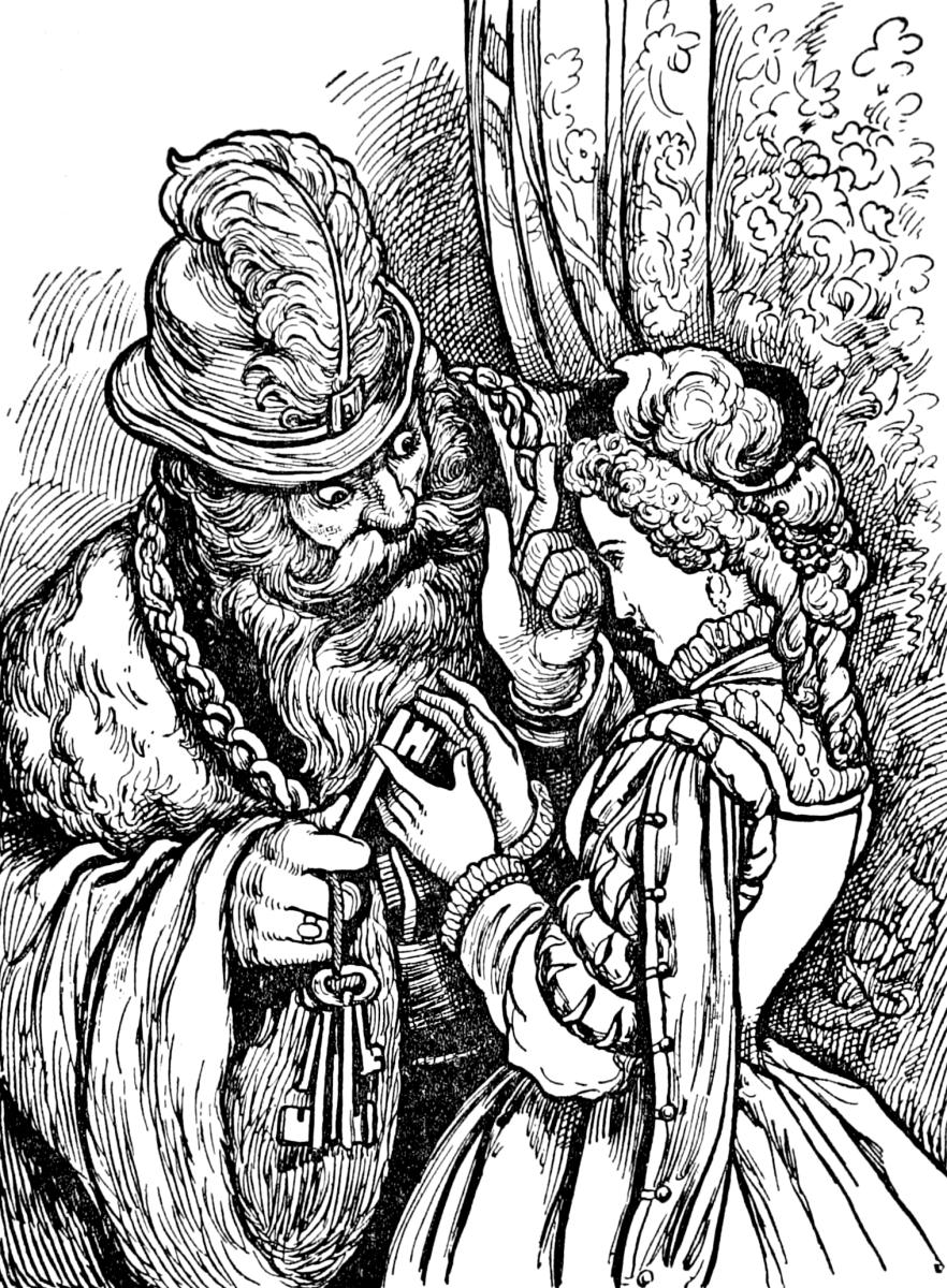 Bluebeard's Warning