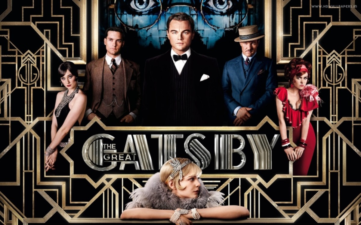 Don't look for any of these ideas in Baz Luhrmann's 2013 adaptation of The Great Gatsby.  They've all been removed to make the movie- I don't know- less smart.