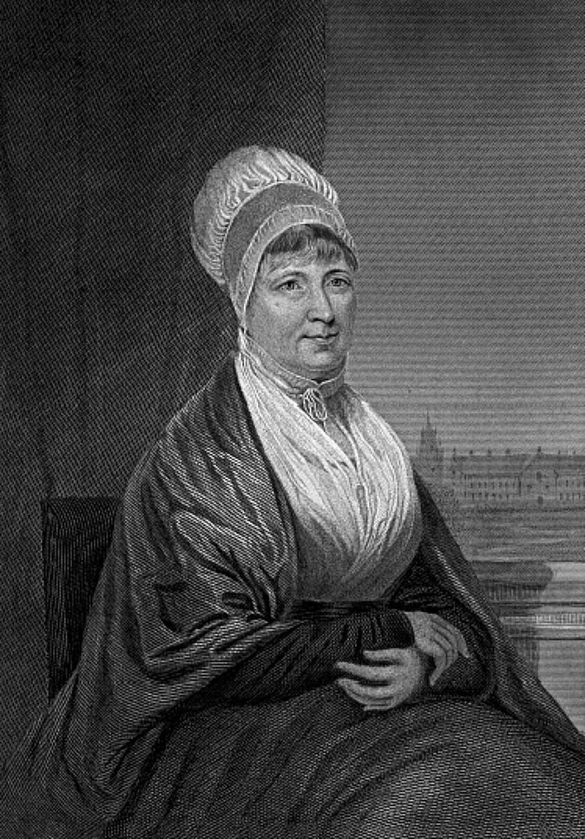 Elizabeth Fry: born May 1780 died October 1845 was a Quaker and famous for her influence in bringing about prison reform in England and Europe.