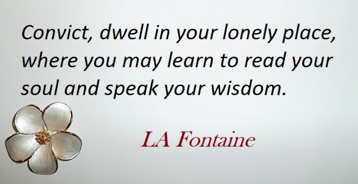 Jean de La Fontaine: born July 1621 died April 1695 was a famous French poet and writer of Fables