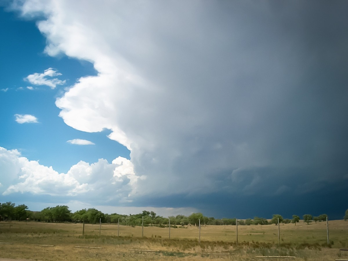 The technical name for a thundercloud is a cumulonimbus cloud.