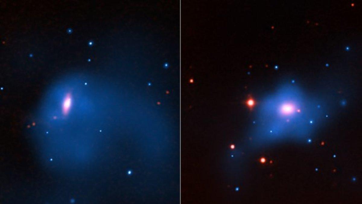 NGC 4342 and NGC 4291