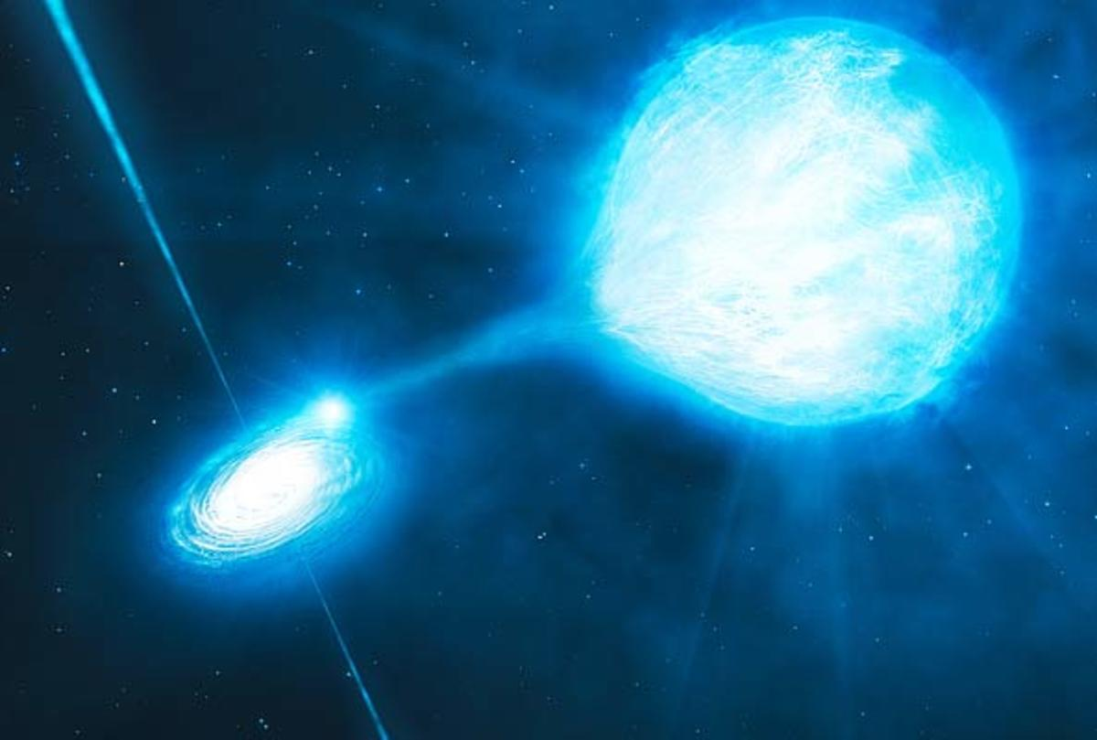 How Do Black Holes Eat and Grow?   HubPages
