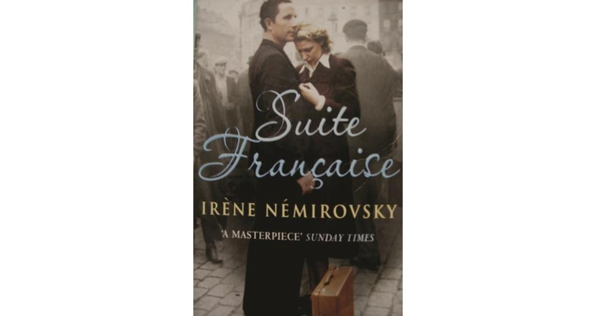 "Cover of the book ""Suite Française"" by  Irène Némirovsky"