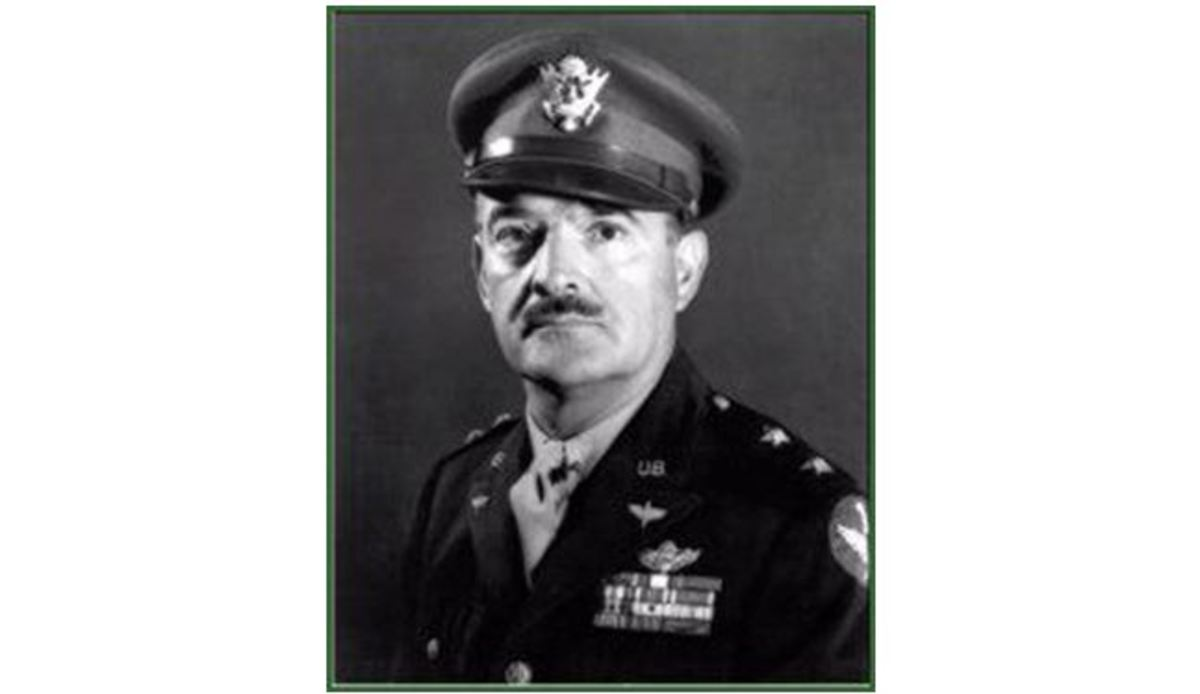 Major General Frank O. Hunter