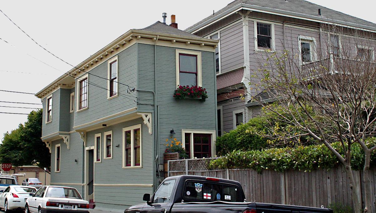 The Alameda Spite House