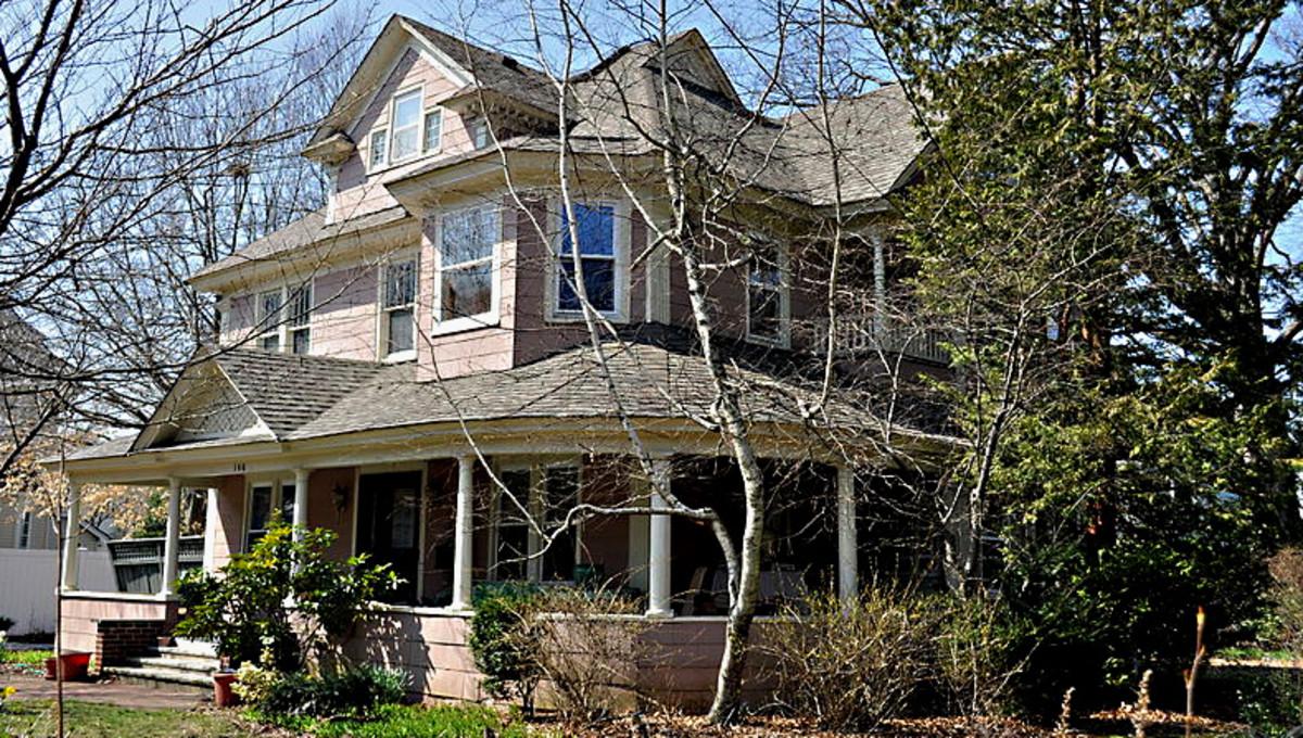 The John J Randall Anti-Grid System Spite House