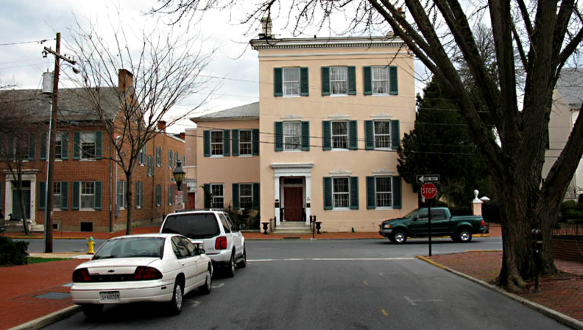 The Tyler Spite House