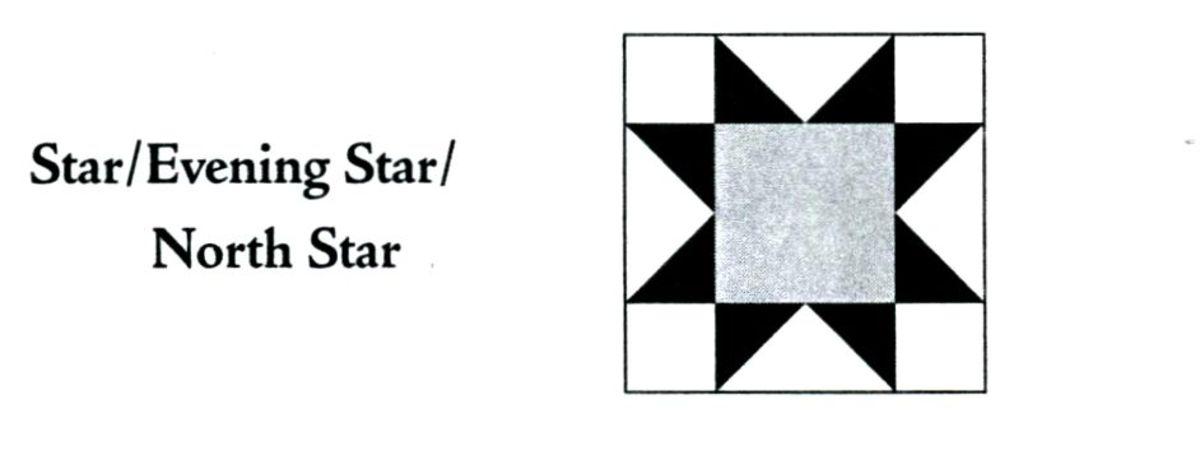 Star quilt code