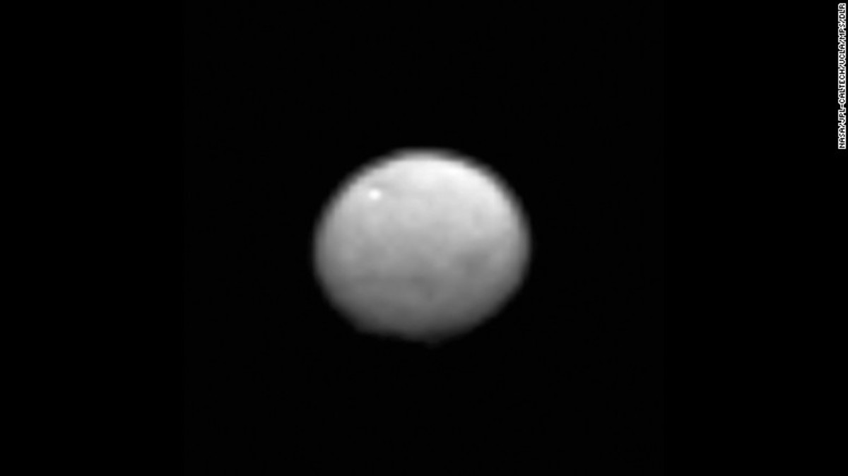 January 2015 view of Ceres.