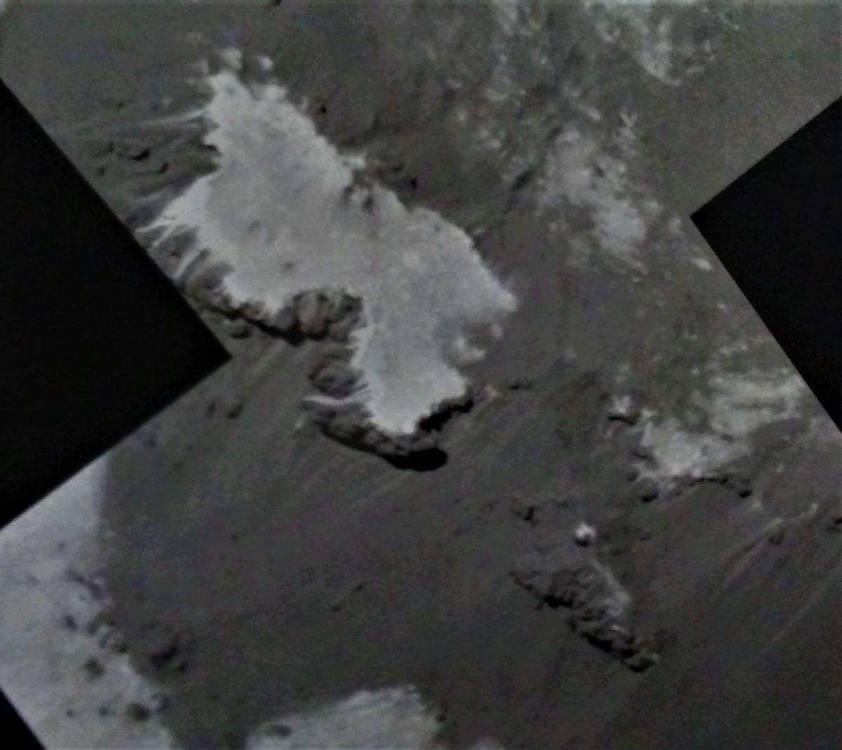 Cerealia Facula, near Occator Crater.