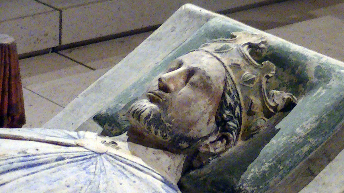 Effigy of Richard