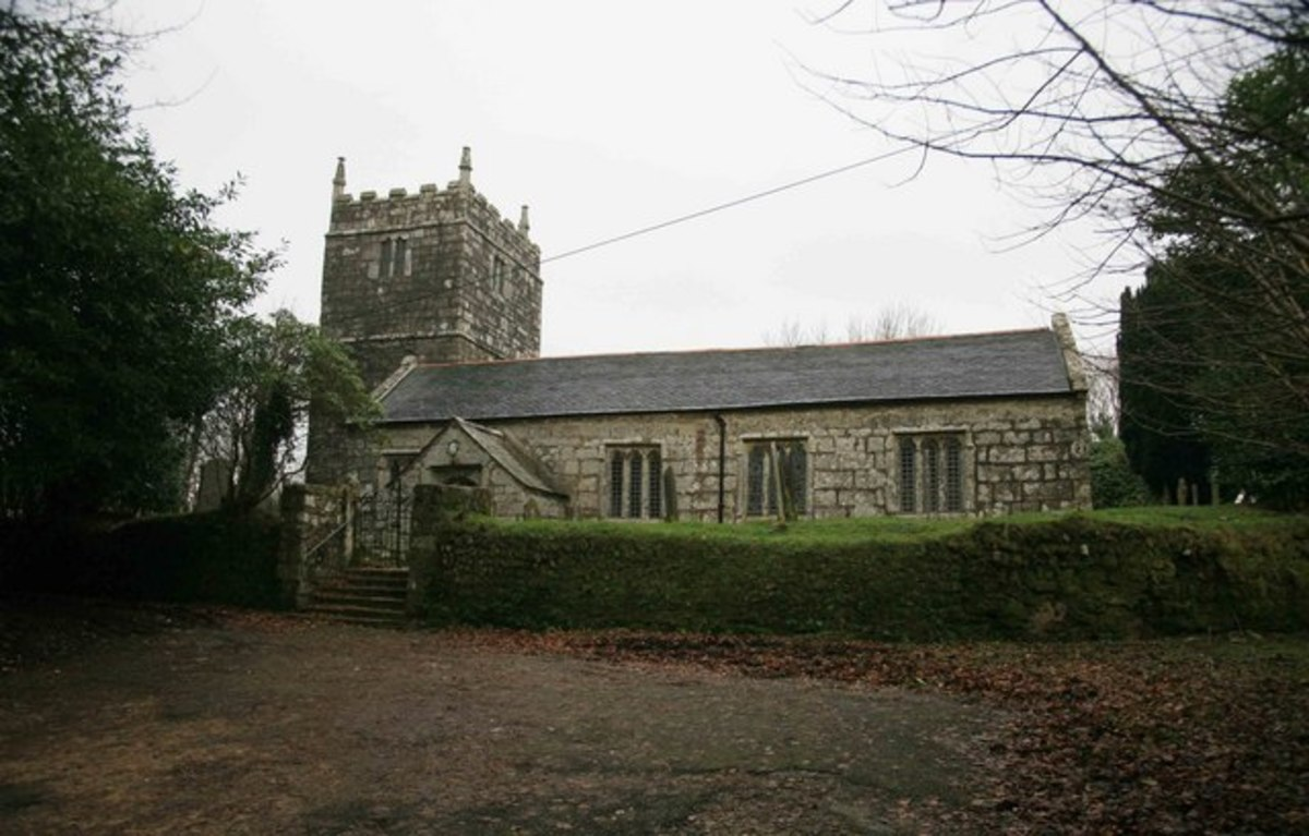 Warleggan Church