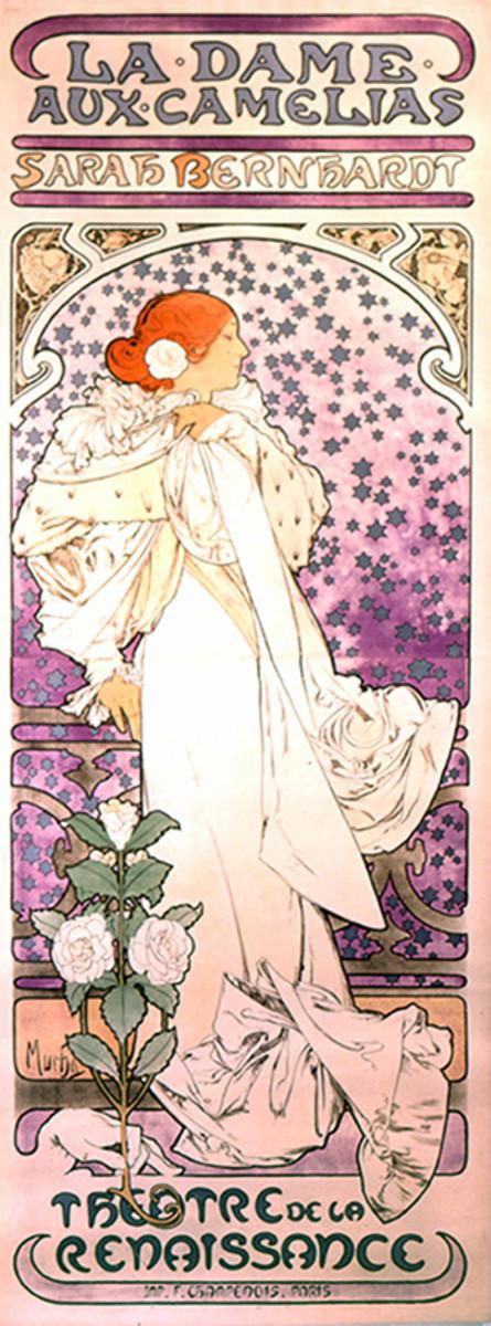 La Dame aux Camelia