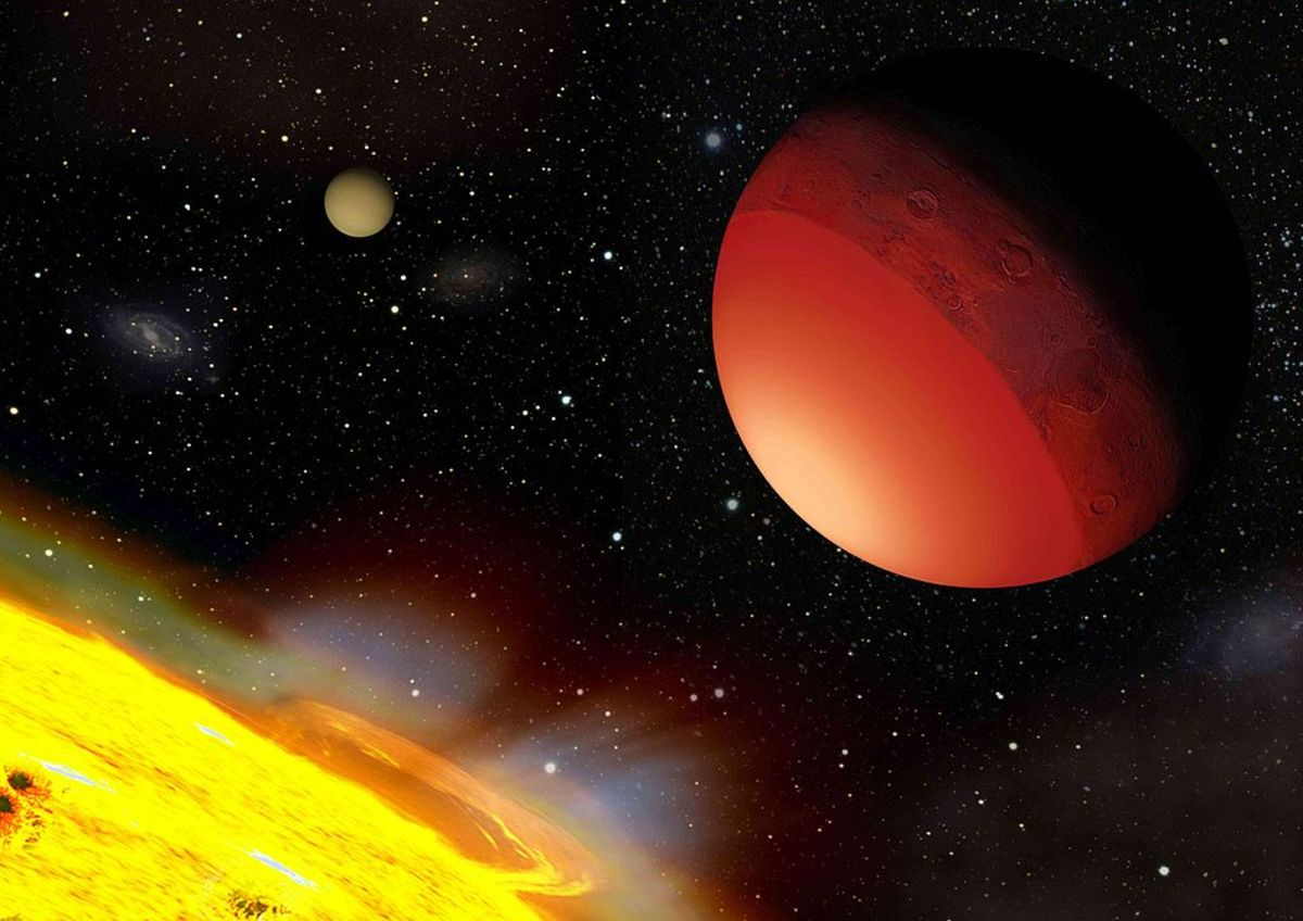 Exoplanets have become a major scientific preoccupation in the last twenty years.