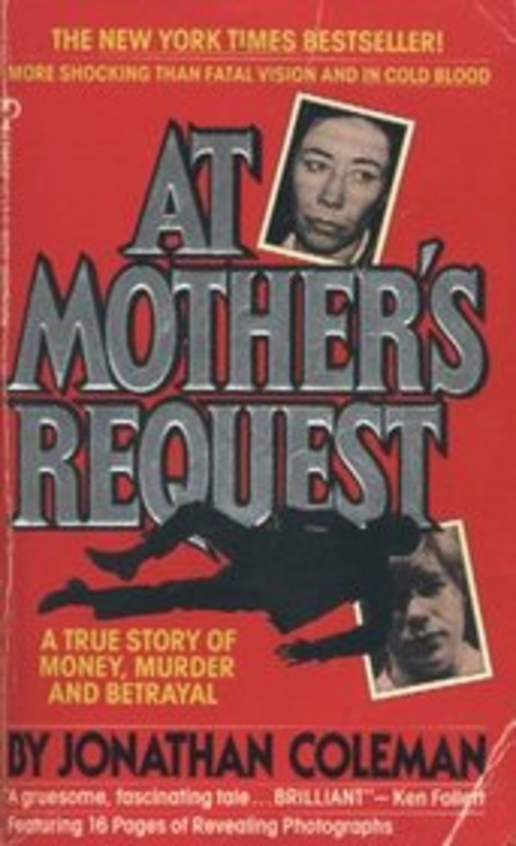 At Mother's Request by Jonathan Coleman
