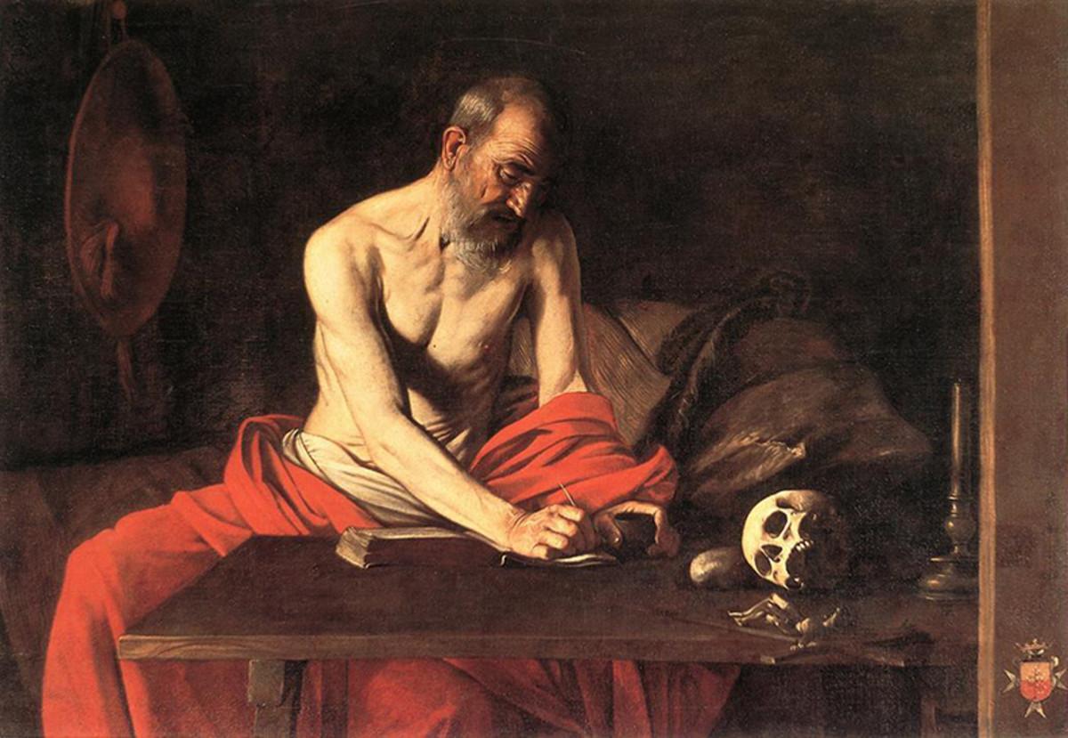 St Jerome, 1607
