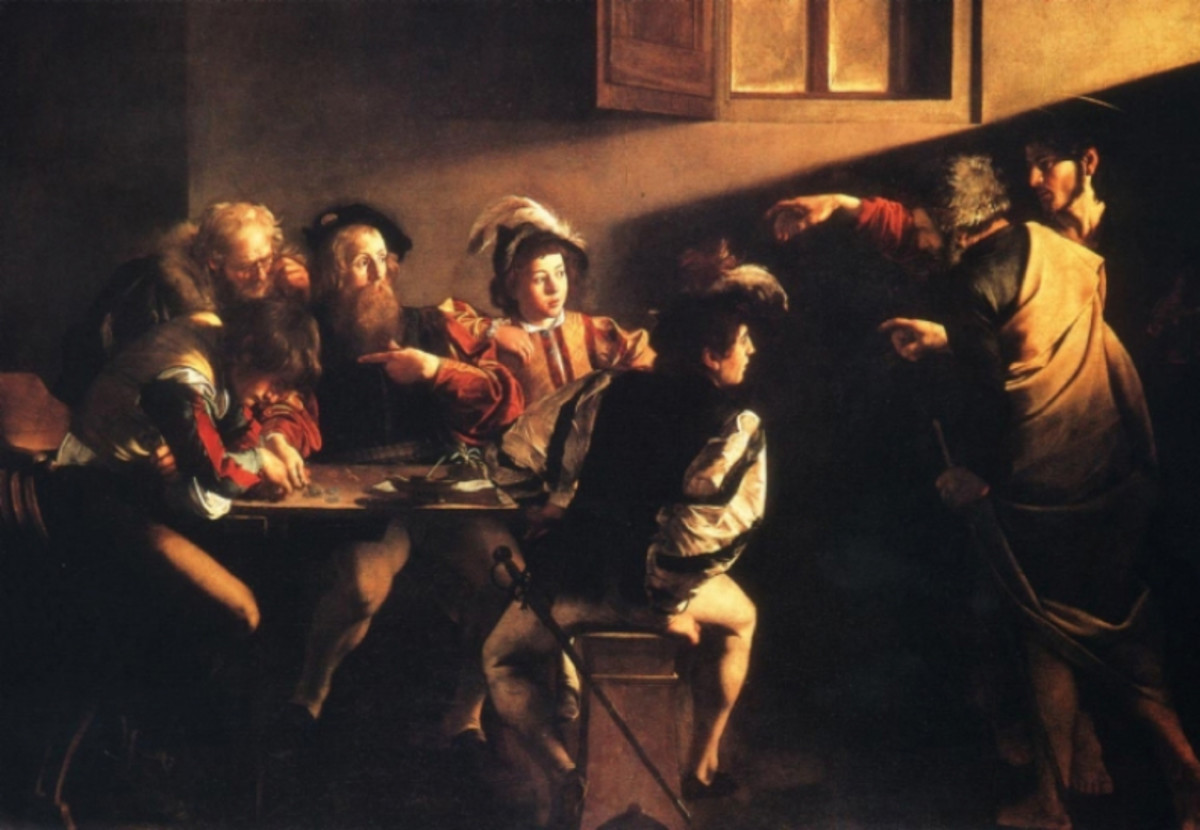 Calling of St Matthew