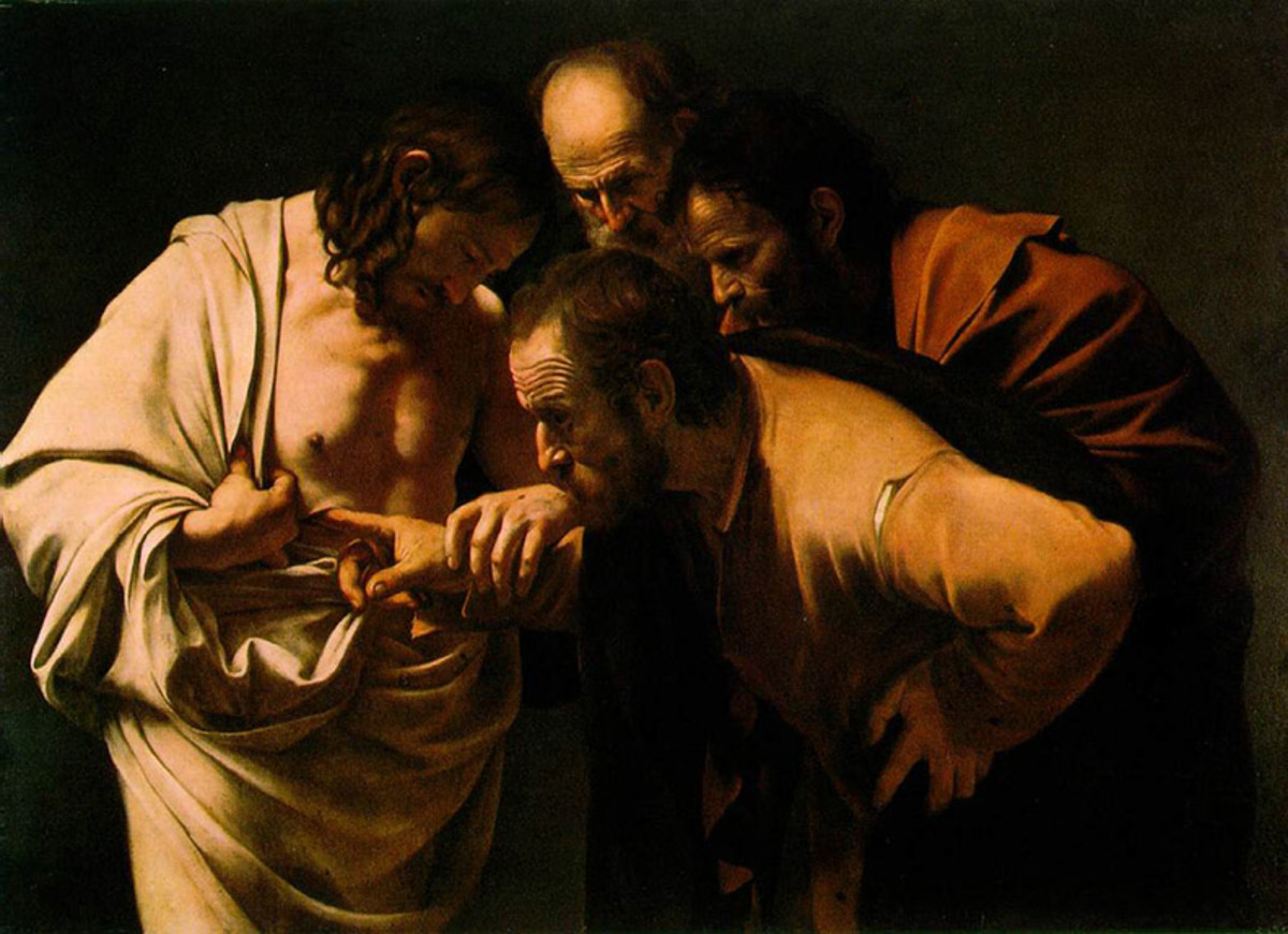 St Thomas, the Doubter