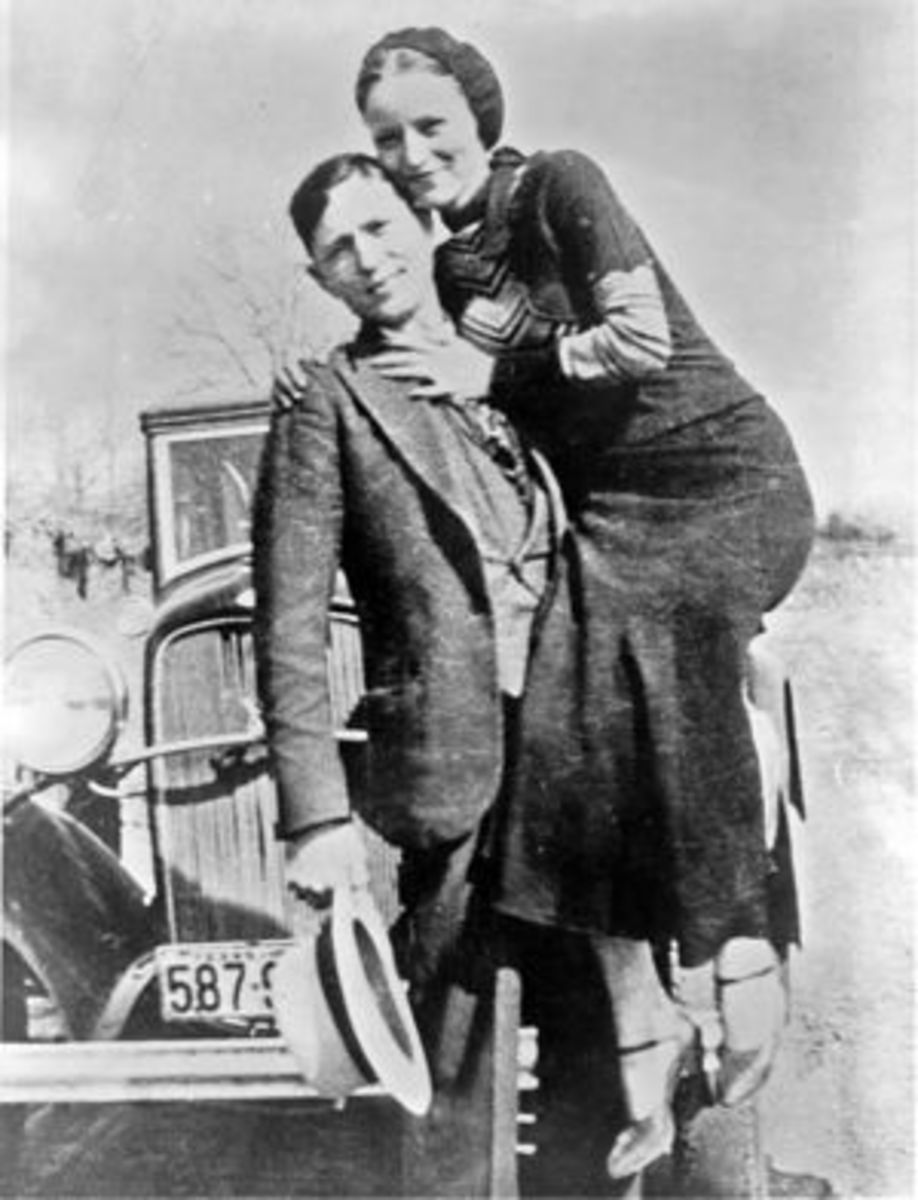 Bonnie Parker and Clyde Barrow were one of the most infamous criminal couples of the 20th century.