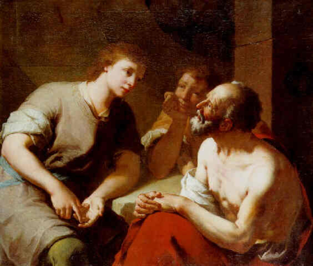 Joseph Interprets Dreams in Prison