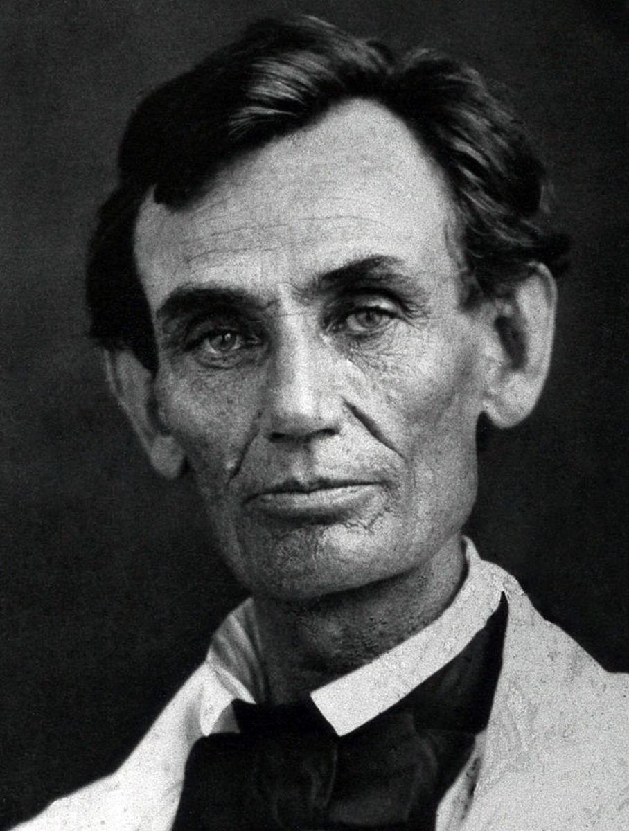 """Vachel Lindsay's """"Abraham Lincoln Walks at..."""""""