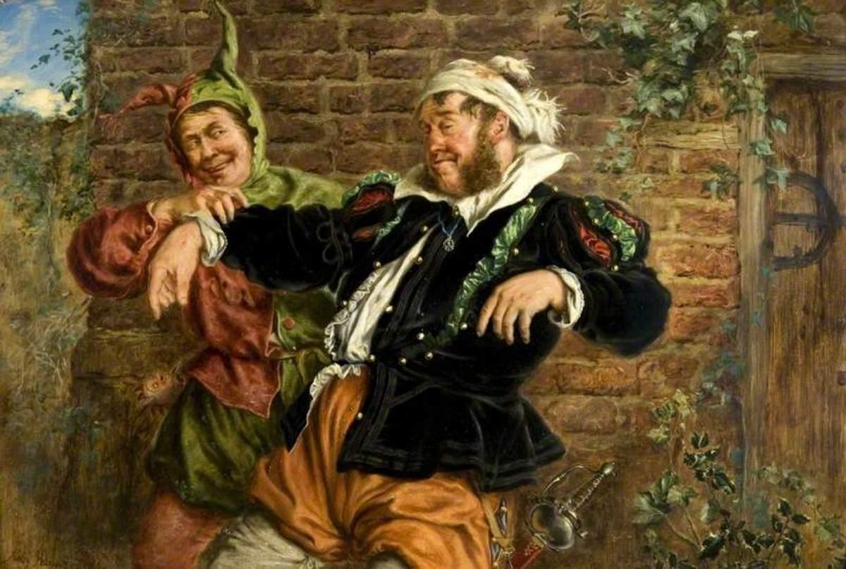 Sir Toby Belch in Twelfth Night