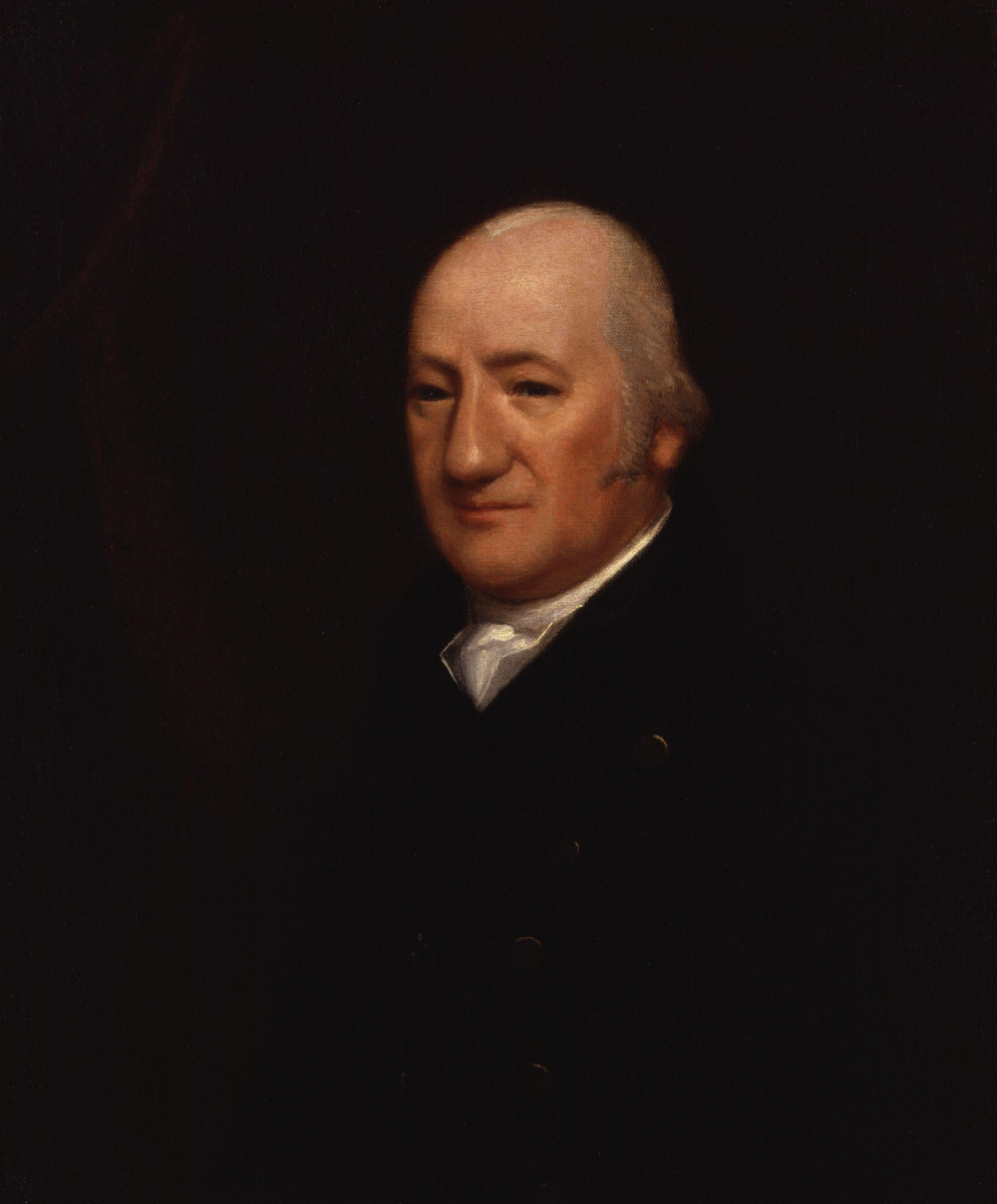 Henry James Pye by Samuel James Arnold