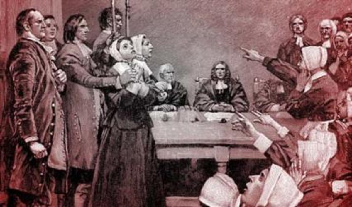 the american puritanism and the salem witch trials Salem witch trials of 1692, the in the reversal of a movement among historians of american culture to discredit the puritan and.