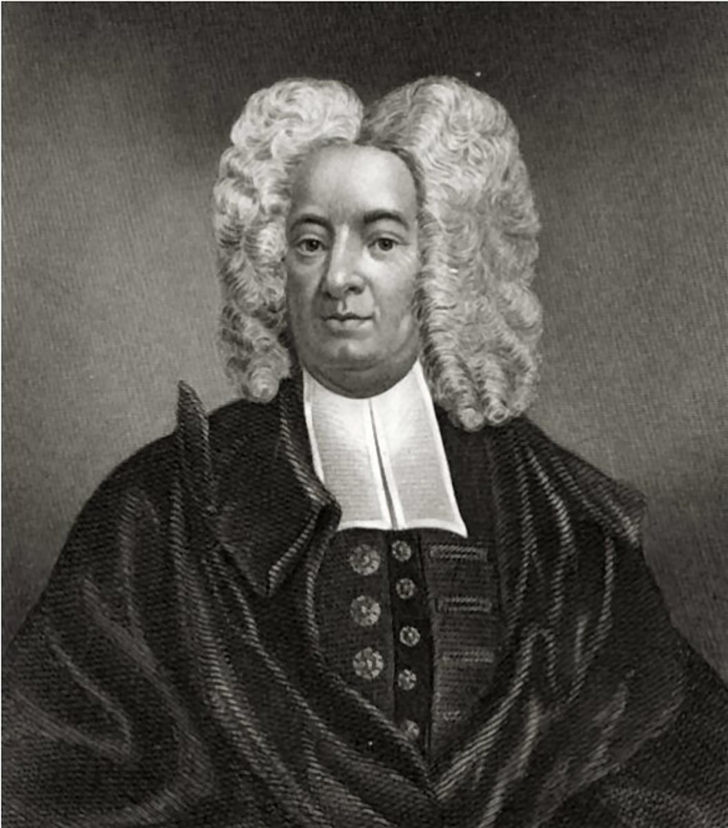 Cotton Mather—a Puritan minister, prolific author and pamphleteer