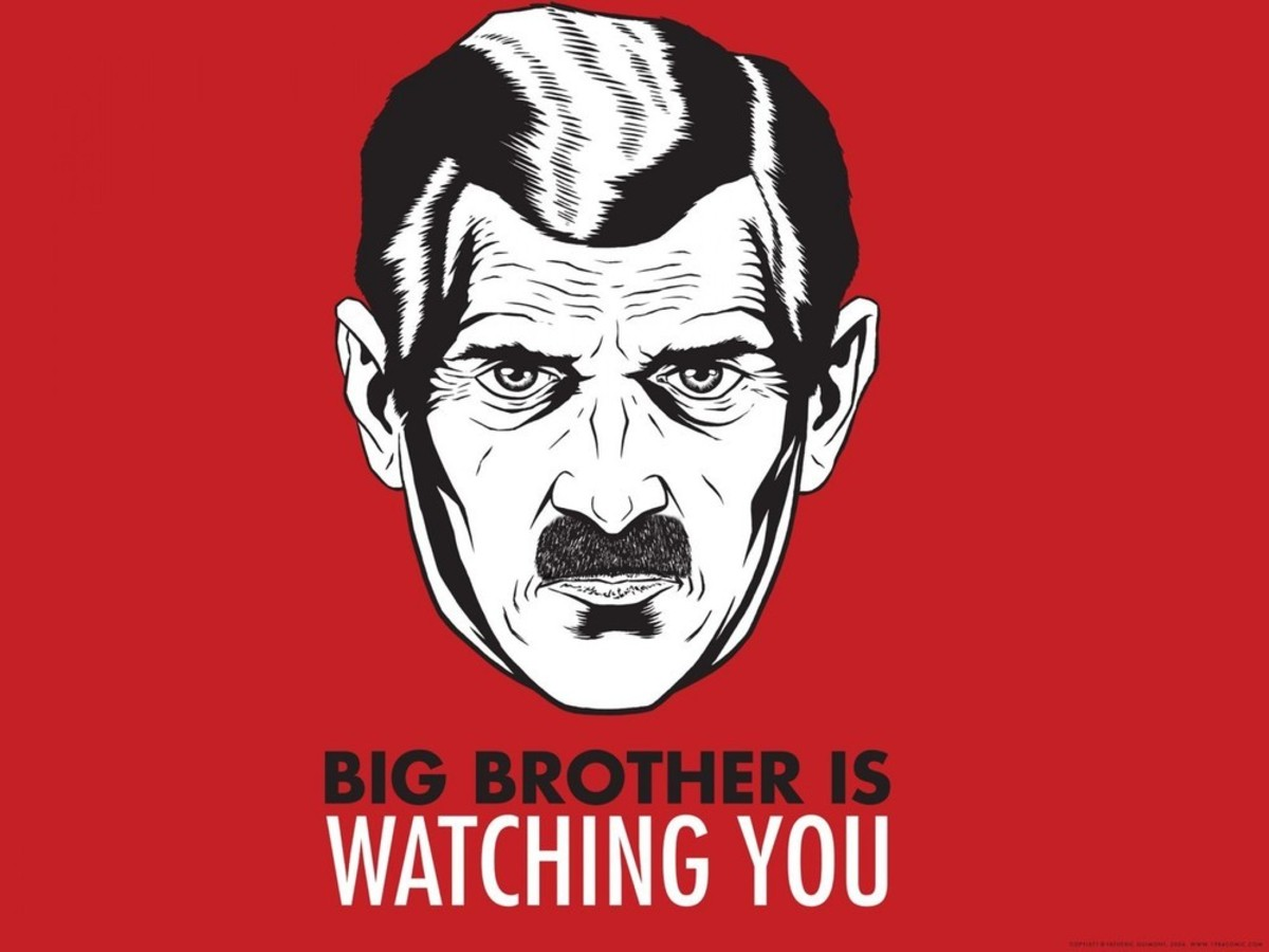 He Can see (Dictatorship)