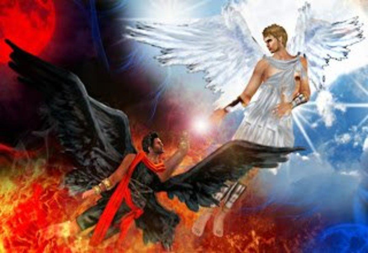 Good and Bad Angels...