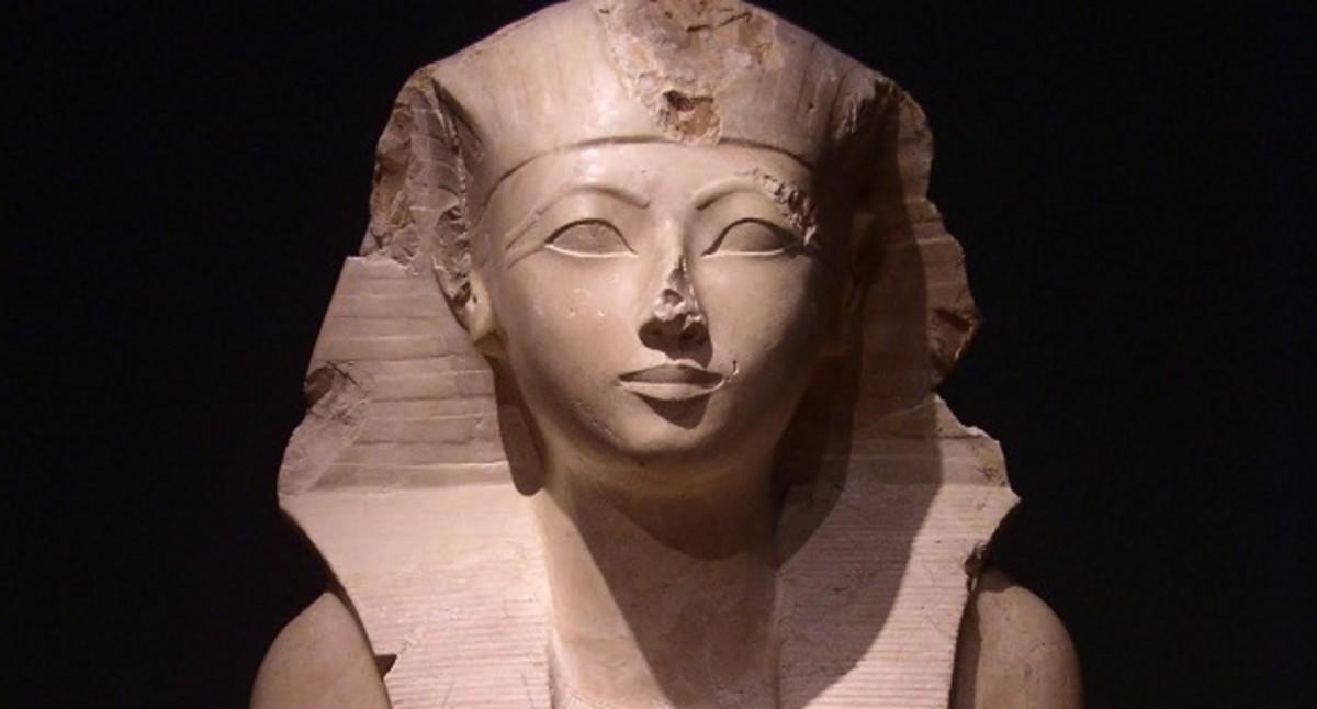 Hatshepsut.