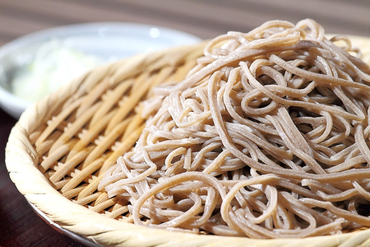 Buckwheat or soba noodles aren't made from wheat and don't contain gluten, despite their name.