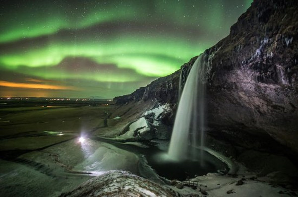 The Southern Iceland Glaciers