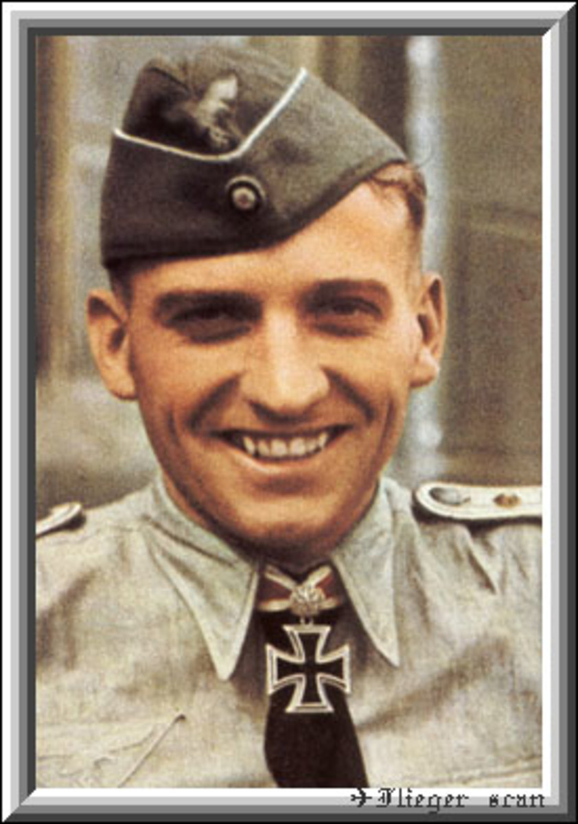 Hans-Ulrich Rudel Germany's greatest Stuka pilot he would fly over 2,530 ground-attack missions during the war, he destroyed over 800 vehicles of all types and numerous bridges and supply lines.