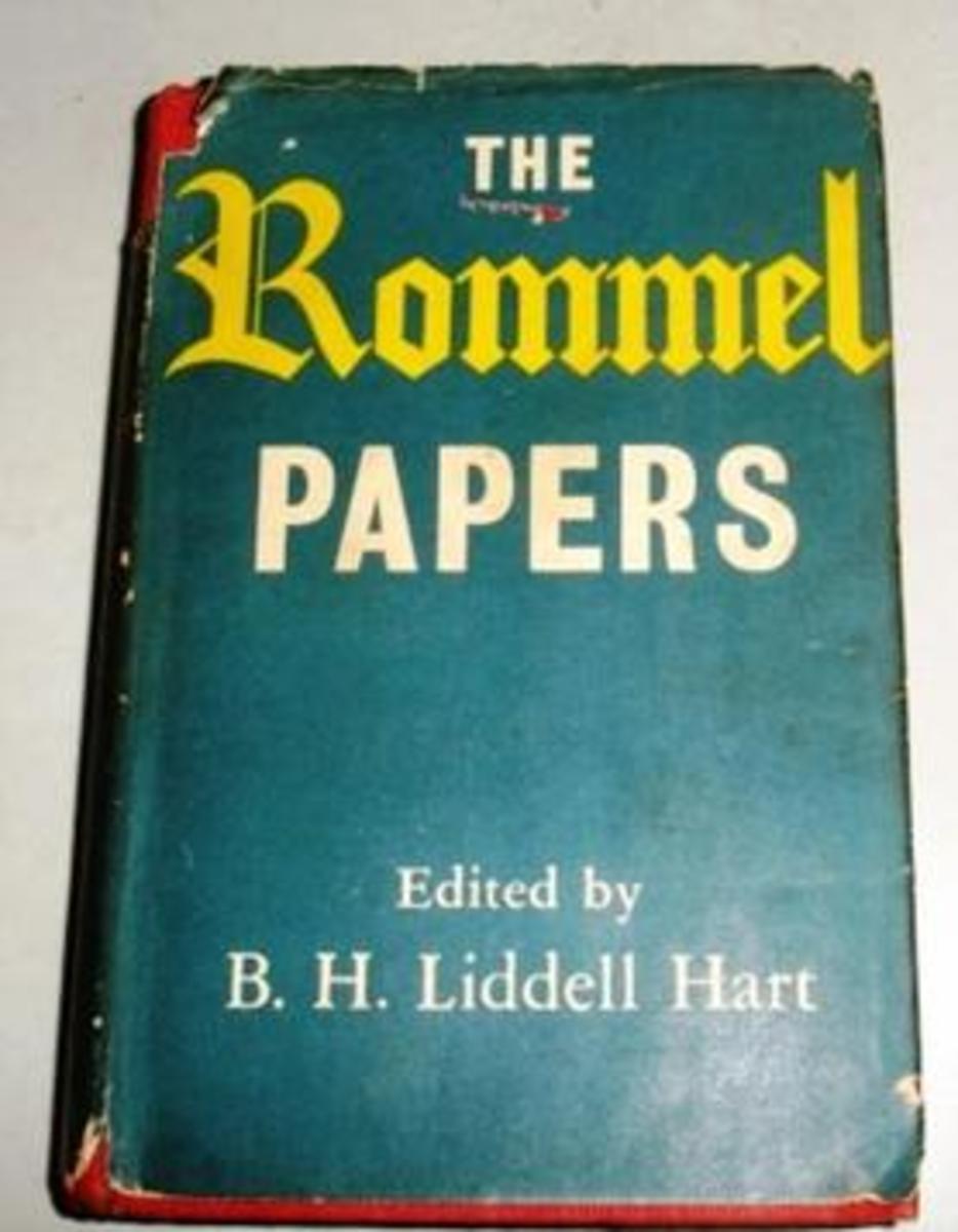 Rommel wrote the book on modern tank warfare.