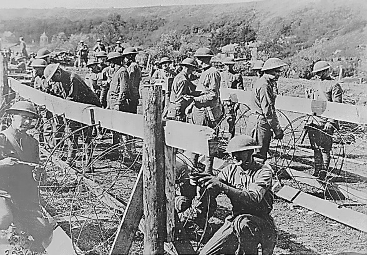 Engineers at the Battle of St. Mihiel