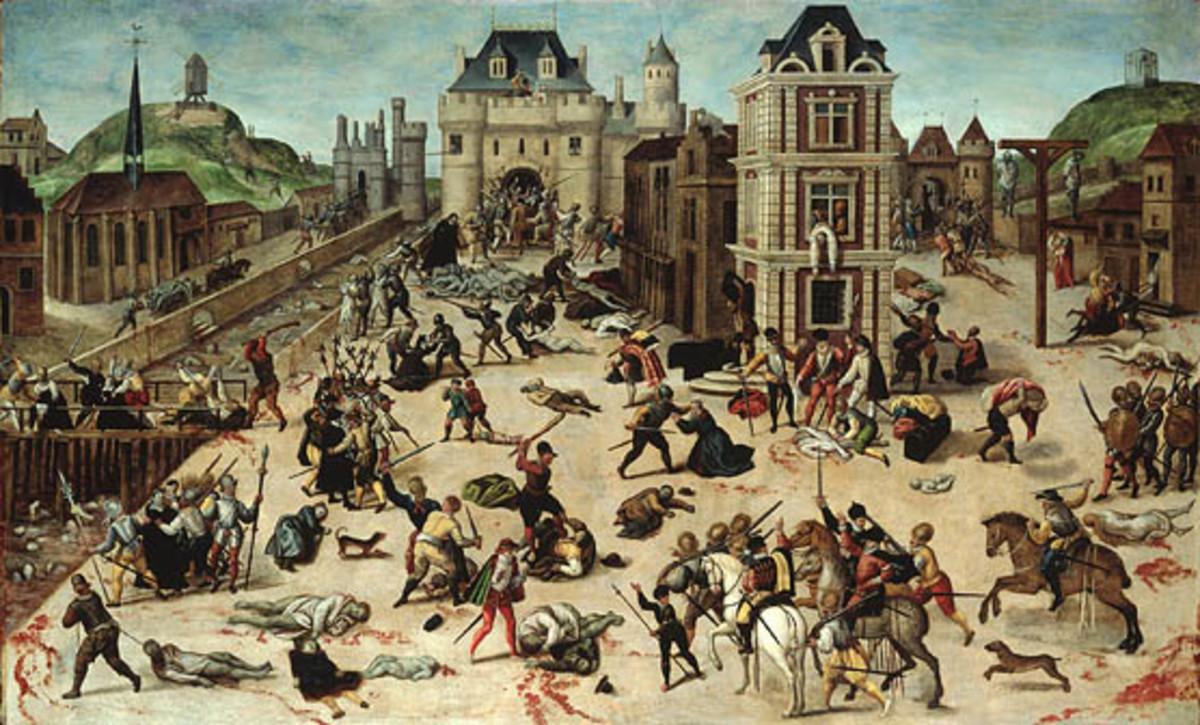 St. Bartholomew's Massacre