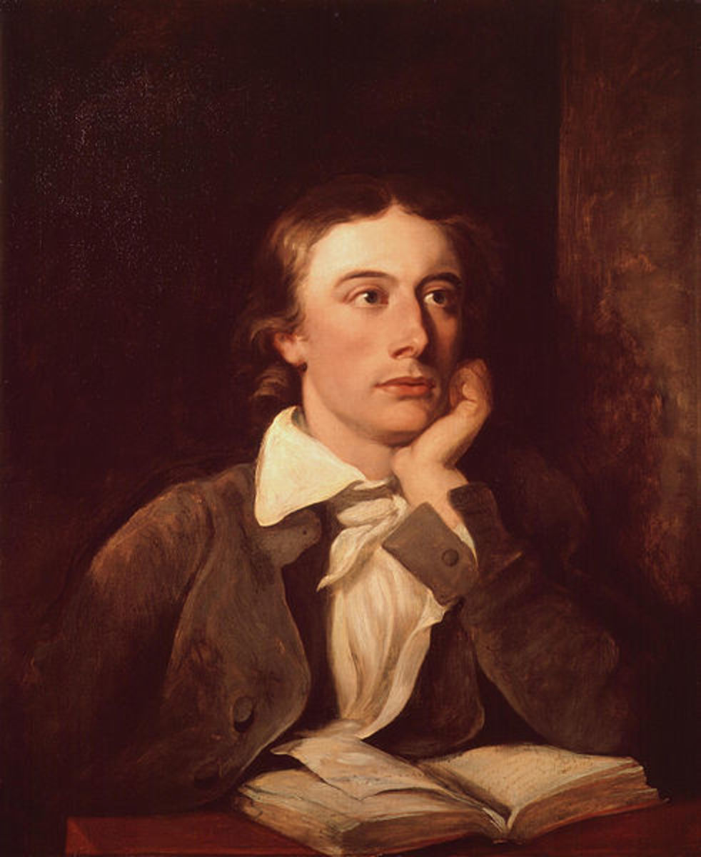 """John Keats' """"When I have fears that I may cease to be"""""""