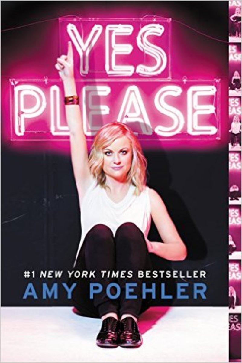 "Amy Poehler's ""Yes Please"" is her own version of ""Bossypants,"" and she makes it her own in terms of humor, tone, and the stories she tells."