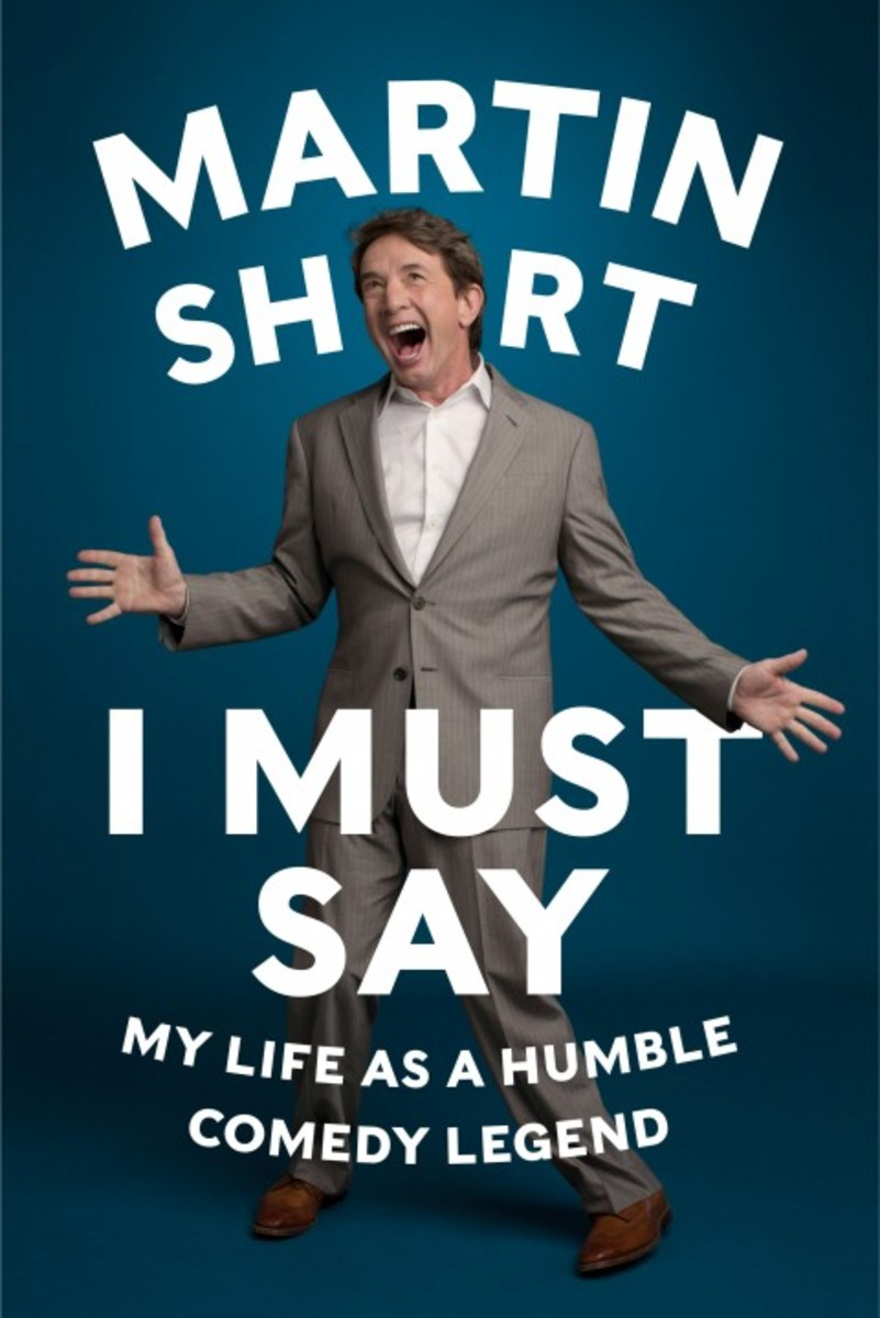 """I Must Say"" is a book that I can't put down every time I read it."