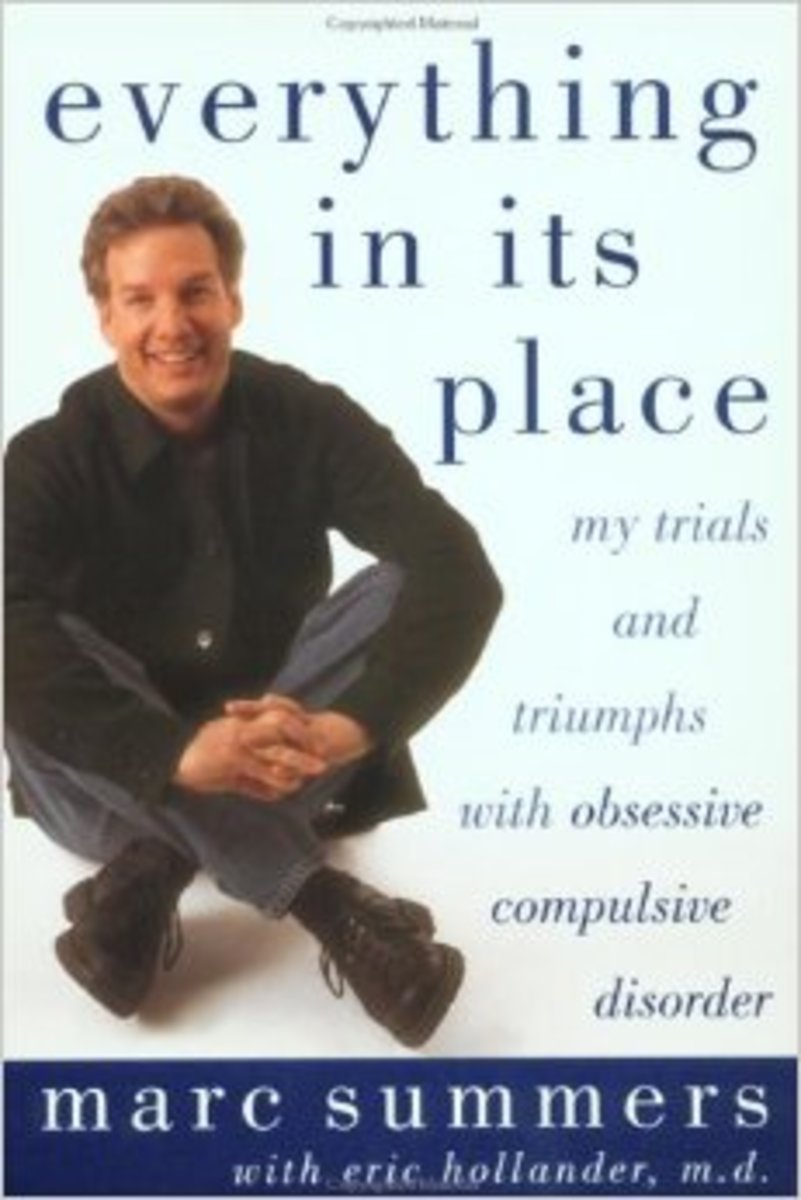 Marc Summers' Everything In Its Place talks about his struggles with OCD from his childhood and up through his career.