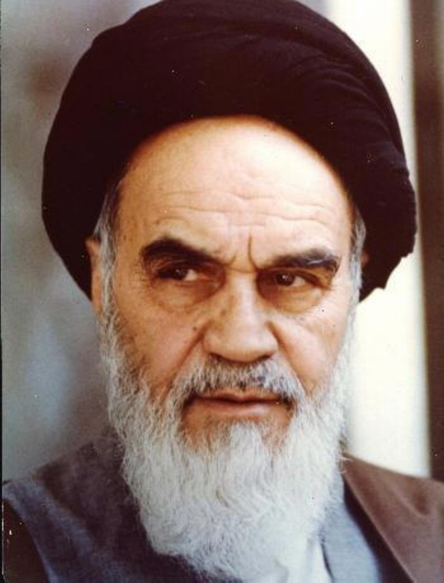Iranian Shia Muslim religious leader, philosopher, revolutionary and politician.