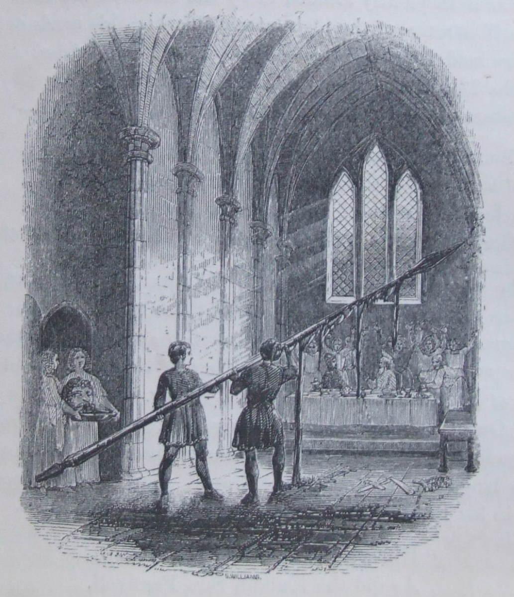 Peredur In His Uncle's Castle - S. Williams