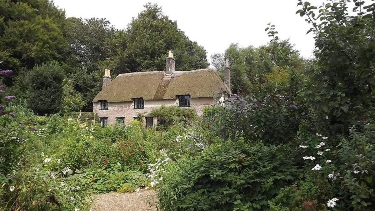 Hardy's Cottage, Higher Bockhampton, Dorset