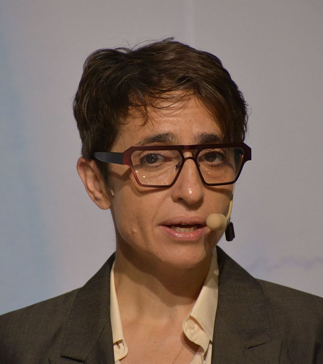 No Princess Leia hair whorls for Man Without a Face author Masha Gessen.